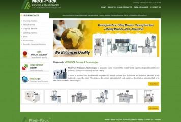 Medi Pack Process & Technologies
